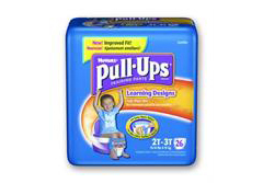 Kids Pull-up Underwear