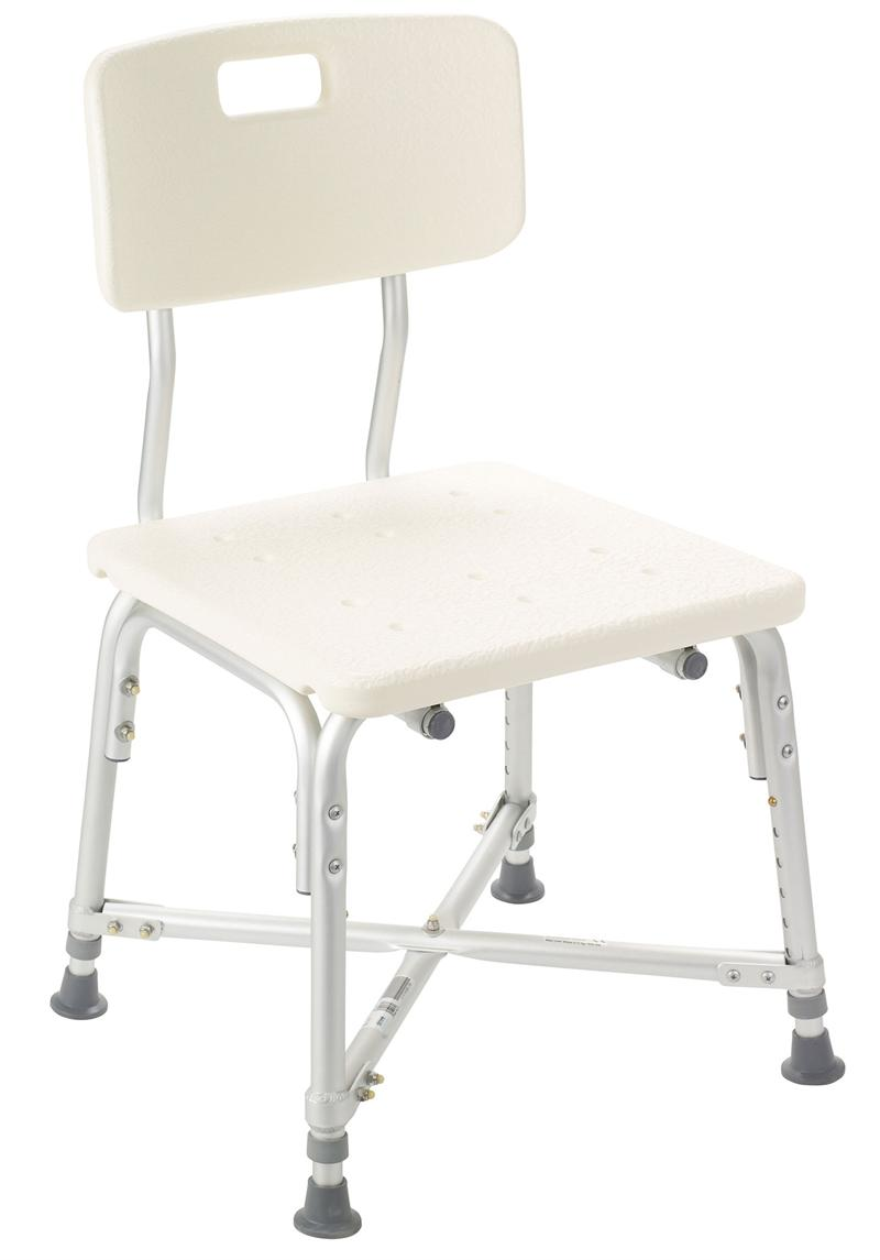 Heavy Duty Bariatric Bath Bench With Back By Drive Medical