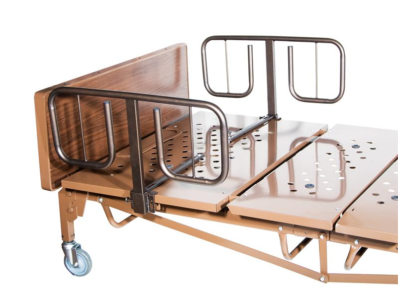 Full Electric Bariatric Hospital Bed With T Rails 15302bv 1hr