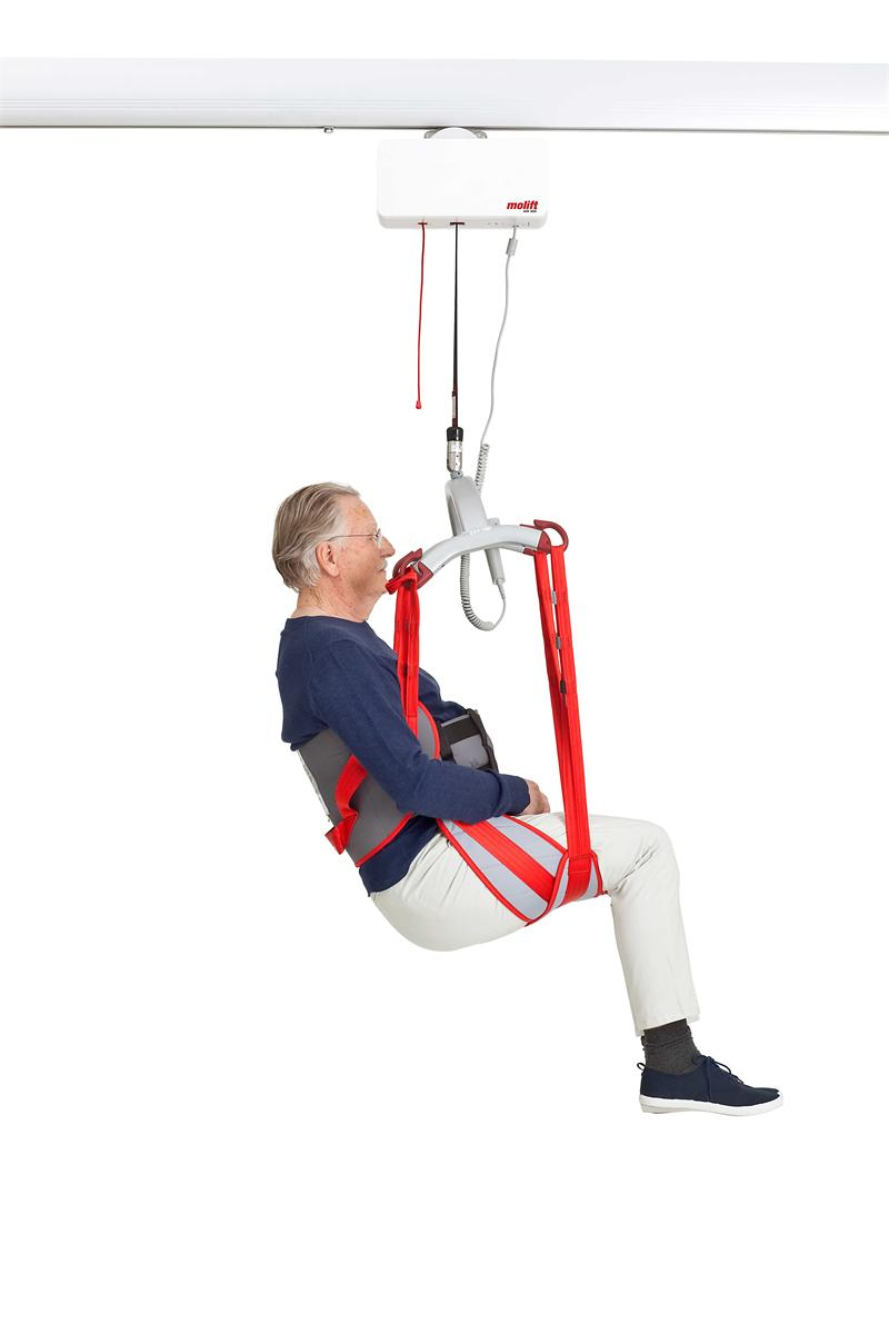 Padded Toilet Low back by Molift Sling | Free Shipping!