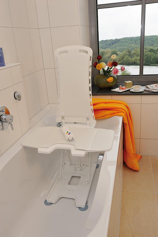 bellavita bath lift bath tub lift medical bath chair