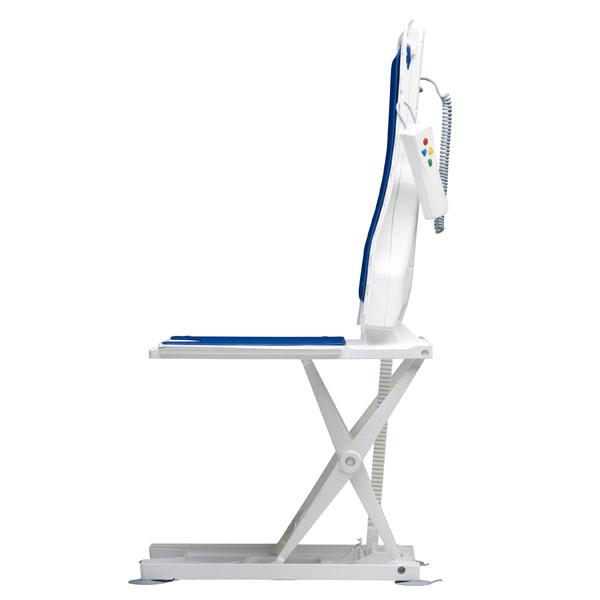 grey bellavita auto bath tub chair seat lift by drive medical