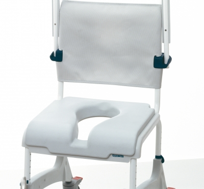 Aquatec Ocean Shower Chair and Commode |Pediatric Bathing | Hygiene