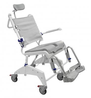 Aquatec Dual Reclining Tilt-in-Space Shower Chair   Hygiene and Bath