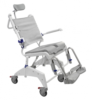 Aquatec Ocean Vip Tilt In Space Shower Chair Hygiene And