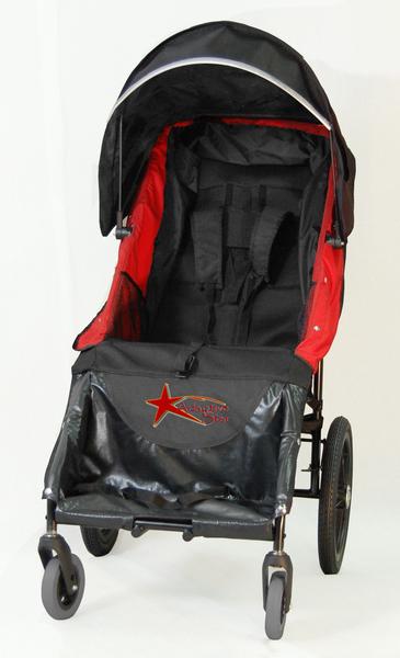 Axiom Lassen 4 Indoor And Outdoor Mobility Stroller