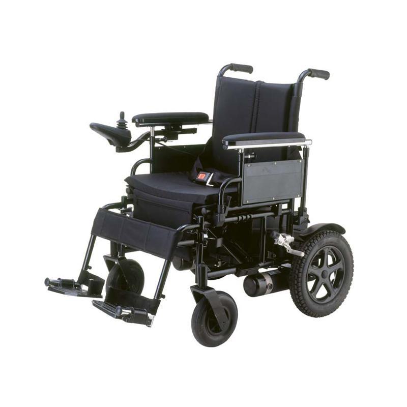 Cirrus Plus Folding Power Wheelchair Adaptive Specialties