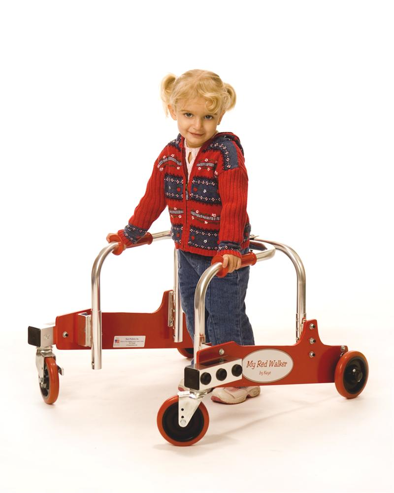 Pediatric Mobility Equipment Walker from Kaye Products ...