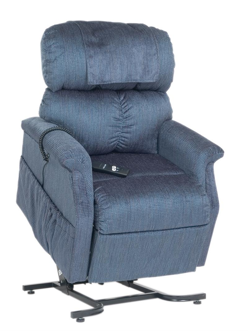 Electronic Chair Lift : Electric lift comforter recliner chair by golden technologies
