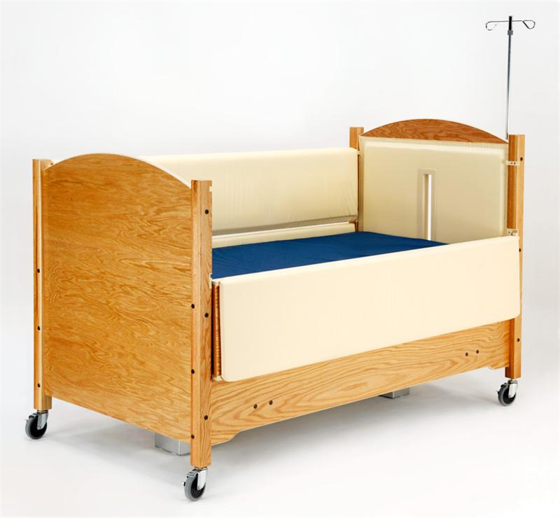 Classic Sleep Safe Low Bed