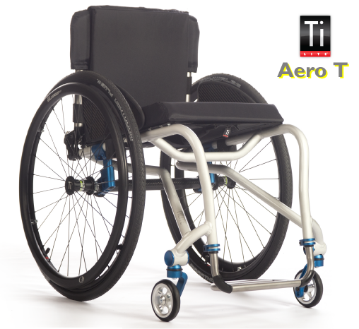 Aero T Aluminum Wheelchair From Tilite