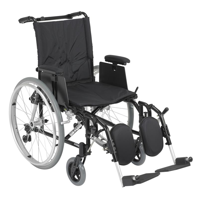 cougar ultra lightweight rehab wheelchair ak518ada aelr. Black Bedroom Furniture Sets. Home Design Ideas
