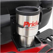 Pride Mobility Go Chair Cup Holder