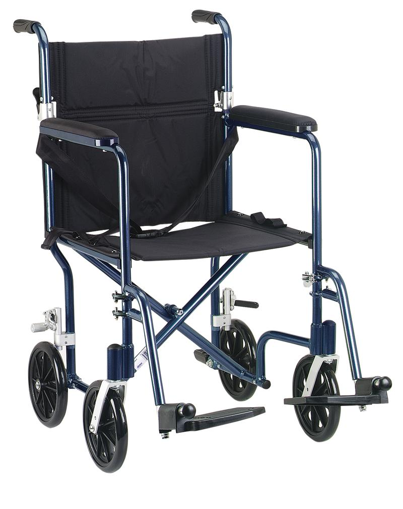 19 Quot Flyweight Lightweight Transport Wheelchair Adaptive