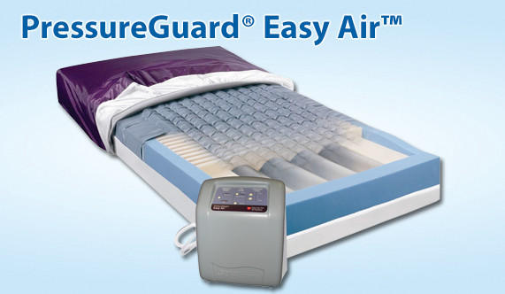 Pressureguard Easy Air Xl Bariatric Mattress System