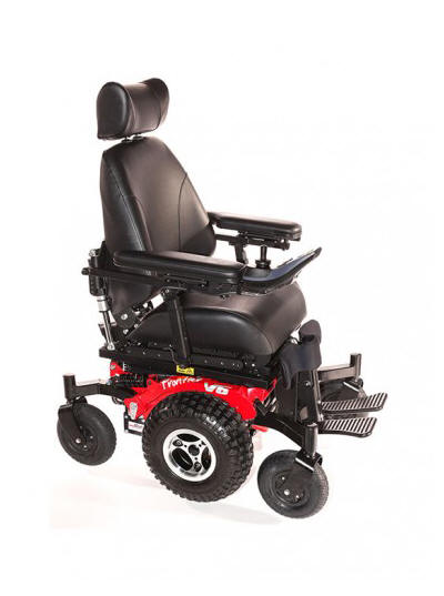 V6 Frontier All Terrain Wheelchair