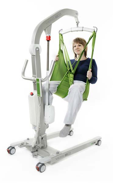 Viking 174 Xs Electric Portable Patient Lift By Liko