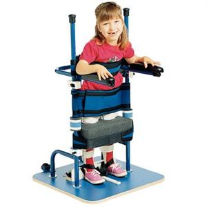 Little Hug Verticle Stander,Durable, functional standers provide children with the therapeutic benefits of standing with four points of support.