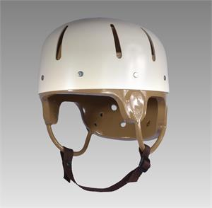 Danmar Hard Shell Helmet, full ventilation, without compromising head coverage,