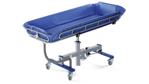 Arjohuntleigh Concerto Shower Trolley