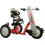 AmTrykes Special Needs Tricycle,with heavy steel frames are built to last. The motivating machines increase strength and endurance, spatial orientation, motor planning, reciprocating motor patterns and range of motion.