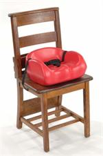 Special Tomato Soft-Touch Booster Seat