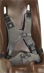 Special Tomato Sitter Replacement Adjustable 5 Point Harness - Size 2 & 3 - Gray