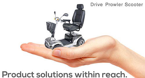Drive Medical Prowler 3410
