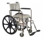 Shower/Commode Wheelchairs