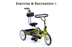 Adaptive Exercise Equipment
