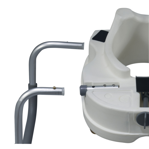 Remarkable Drive Medical 2 In 1 Locking Raised Toilet Seat With Caraccident5 Cool Chair Designs And Ideas Caraccident5Info