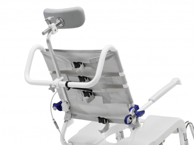 Aquatec Dual Reclining Tilt In Space Shower Chair