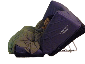 Comfy Lift Toddler Size Bed