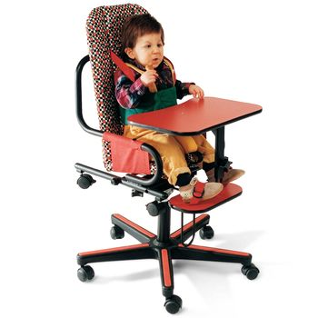 Pediatric High Low Chair With Seat
