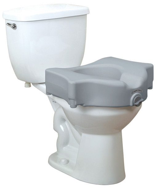 Surprising Drive Medical Bariatric 5 Locking Raised Toilet Seat Gmtry Best Dining Table And Chair Ideas Images Gmtryco