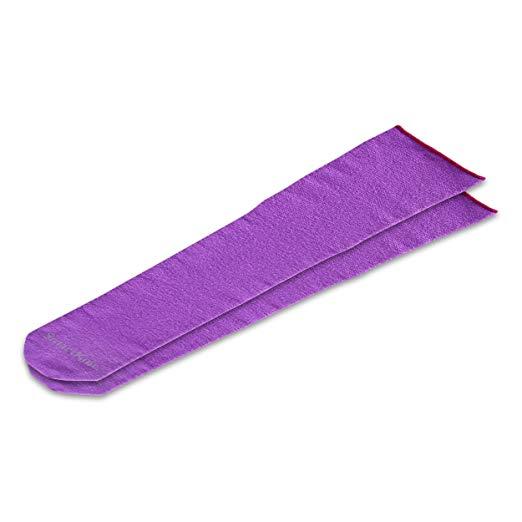 Purple Seamless Sensitivity Socks