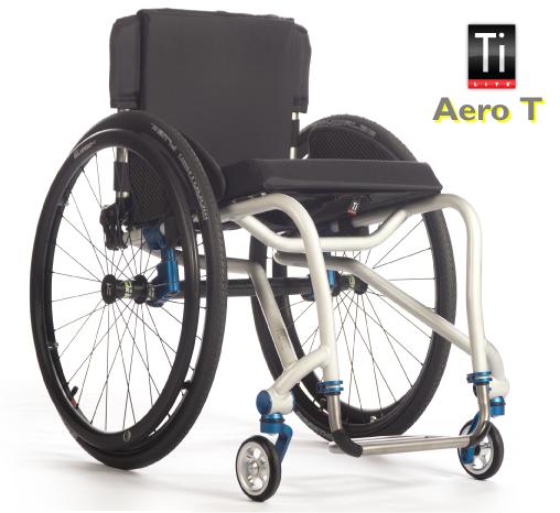 Aero T Aluminum Wheelchair From Tilite