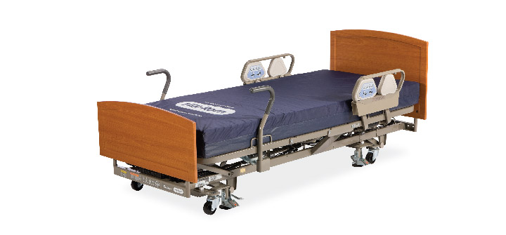 Hill Rom 174 Resident Long Term Care Bed Home Care Hospital Bed