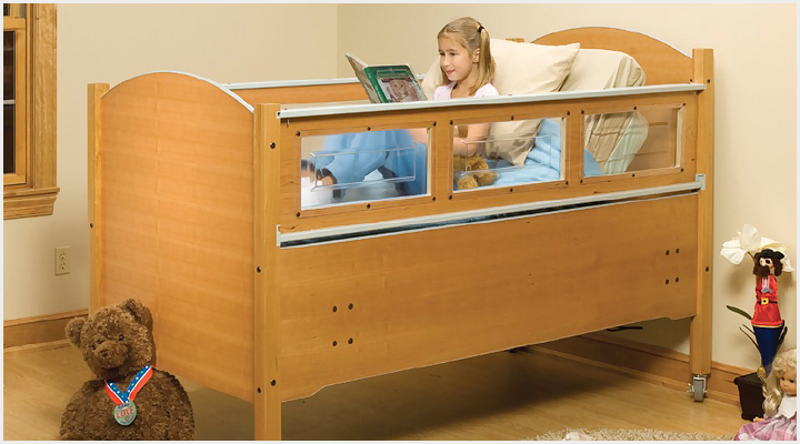 Sleepsafe Ii Medium Bed Med Amp Home Care Special Needs