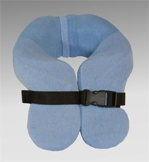 Danmar Hensinger Head Support with High Back, high back offers offer more occipital supportDanmar Hensinger Head Support, helps in maintaining mid-line head positioning of your child and also improves breathing, swallowing, feeding and social interaction.