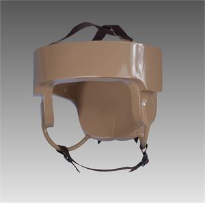 Danmar Halo Helmet, Ideal for individuals who do not need full head coverage
