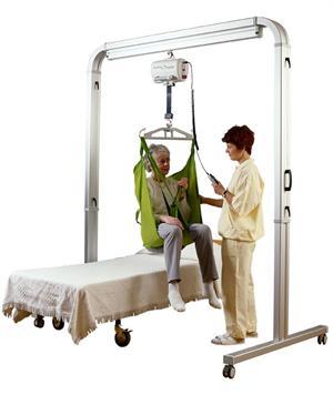 Overhead Rail System Patient Lift Equipment Overhead