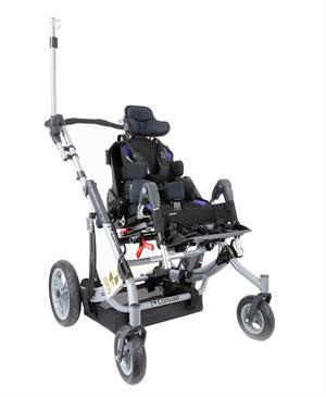 Convaid Trekker Tilt in Space Wheelchair Stroller