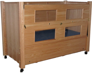 Beds By George-Slumber Series-High Side Door-Fixed Ht-Head Adjust