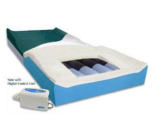 Span America APM2 Safety Supreme Therapy Mattress with alternating pressure or lateral rotation