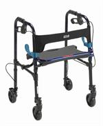 Clever Lite Rollator Walker with 8