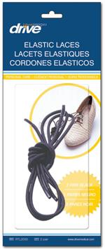 Elastic Laces by Drive Medical