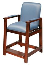 Wood Hip High Chair By Drive Medical 17100