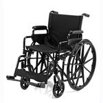 Merits Glacier Manual Wheelchair