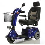 Merits Pioneer 3 3-Wheel Scooter in Blue